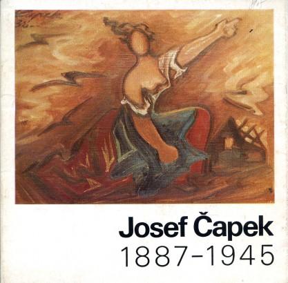 Josef Čapek 1887–1945