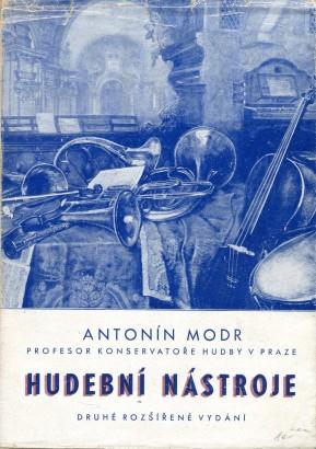Modr, Antonín - Hudební nástroje