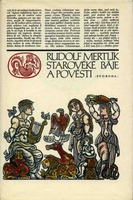 Mertlík, Rudolf - Starověké báje a pověsti