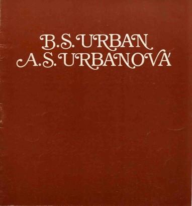 B. S. Urban, A. S. Urbanová: Průřez komorní tvorbou