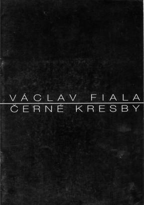 Václav Fiala: Černé kresby / Black Drawings
