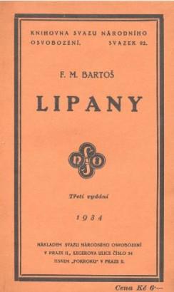Bartoš, František - Lipany