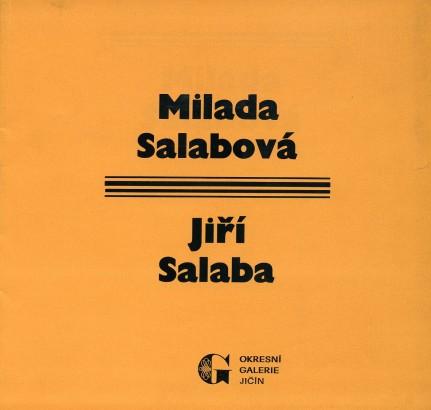 Milada Salabová, Jiří Salaba