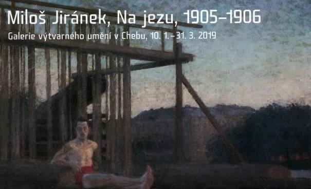 Miloš Jiránek: Na jezu, 1905-1906