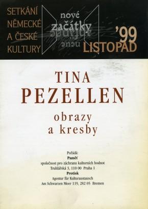 Tina Pezellen: Obrazy a kresby
