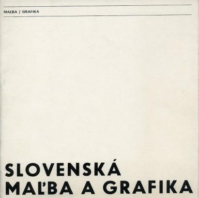 Slovenská maľba a grafika