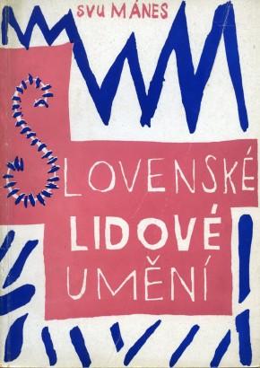 Slovenské lidové umění