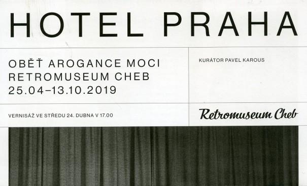 Hotel Praha: Oběť arogance moci