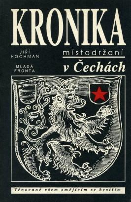 Hochman, Jiří - Kronika místodržení v Čechách