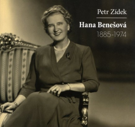 Zídek, Petr - Hana Benešová: 1885 - 1974