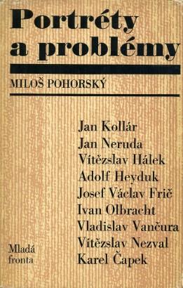 Pohorský, Miloš - Portréty a problémy