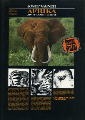 Vágner, Josef - Afrika: život a smrt zvířat