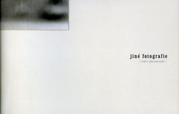 Jiné fotografie / Other Photographs
