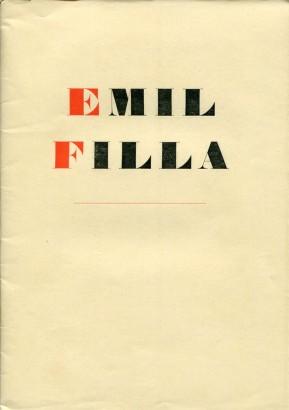 Emil Filla: Obrazy a kresby dosud nevystavené z let 1938-1939