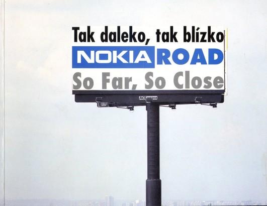 Tak daleko, tak blízko / So Far, So Close: NOKIA ROAD-D1