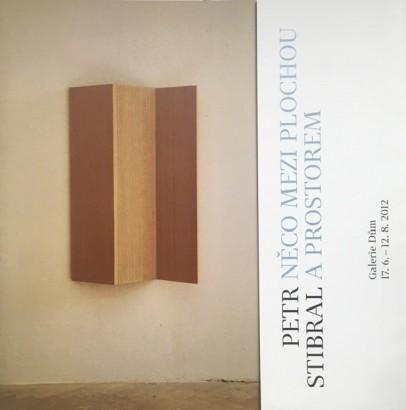 Petr Stibral: Něco mezi plochou a prostorem