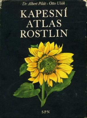 Pilát, Albert - Kapesní atlas rostlin