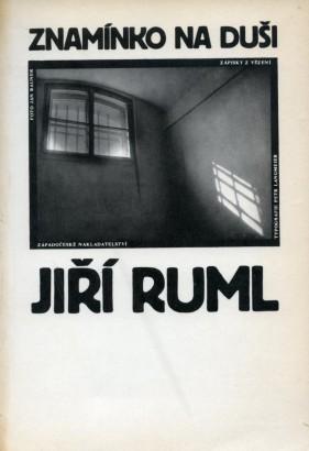 Ruml, Jiří - Znamínko na duši