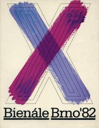 X. bienále užité grafiky Brno 1982