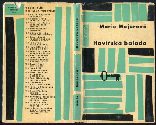 Majerová, Marie - Havířská balada