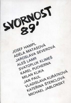 Svornost 89'