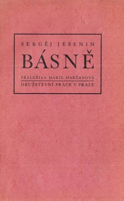 Jesenin, Sergej - Básně