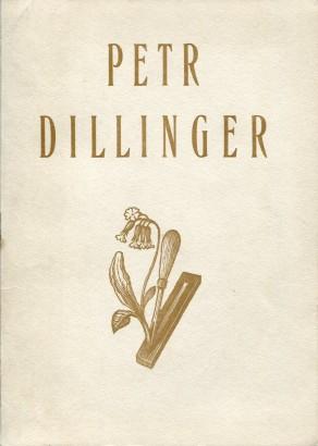 Petr Dillinger: Obrazy, kresby a pastely