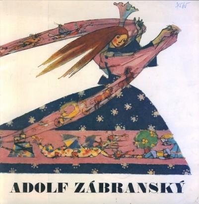 Adolf Zábranský: Slovenské pohádky Boženy Němcové