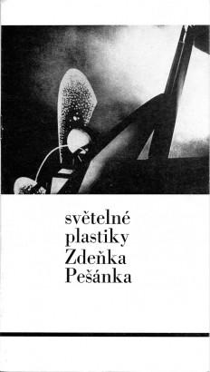 Světelné plastiky Zdeňka Pešánka