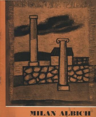 Milan Albich: Výběr z malířské tvorby 1946-1975