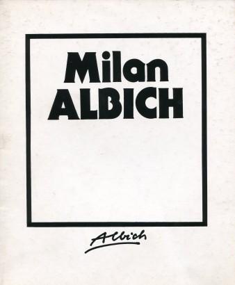 Milan Albich: Obrazy, kresby 81-86