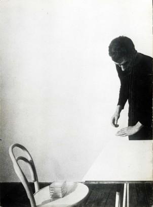 Milan Grygar: Wystawa prac z lat 1980-1988