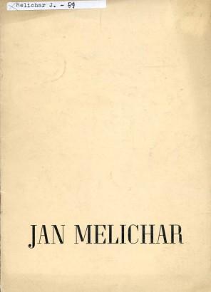 Jan Melichar: Akvarely a kresby