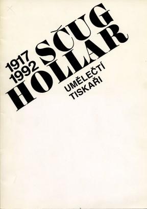 SČUG Hollar: Umělečtí tiskaři