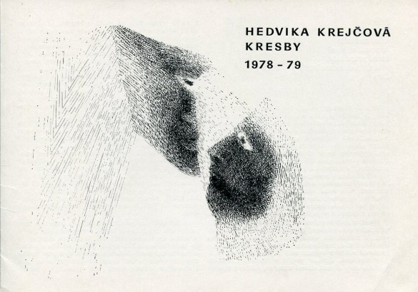 Hedvika Krejčová: Kresby