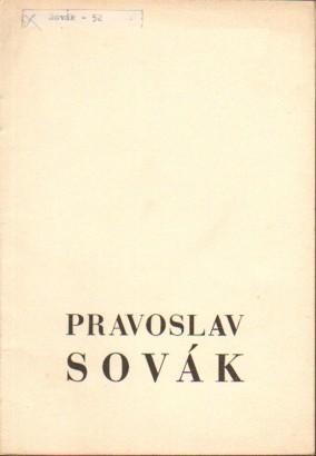 Pravoslav Sovák: Obrazy