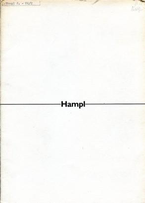 Josef Hampl: Kresby a grafika