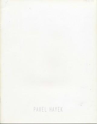 Pavel Hayek: Struktury