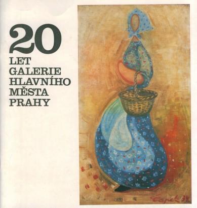 20 let Galerie hlavního města Prahy