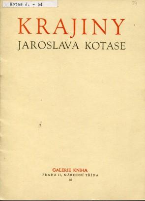 Krajiny Jaroslava Kotase