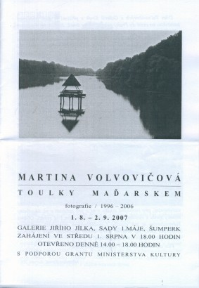 Martina Volvovičová: Toulky Maďarskem