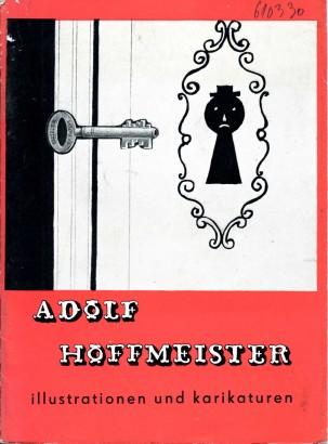Adolf Hoffmeister: Illustrationen und karikaturen