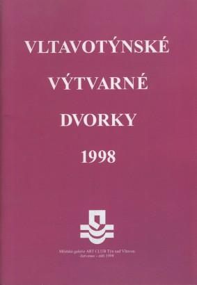 Hanušová, Marie - Vltavotýnské výtvarné dvorky 1998