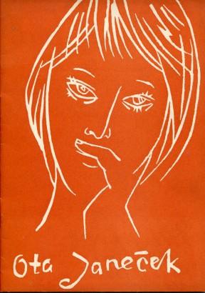 Ota Janeček: Portrétní kresby z roku 1956