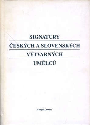 Pavliňák, Petr - Signatury českých a slovenských výtvarných umělců