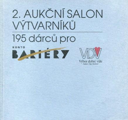 2. aukční salon výtvarníků