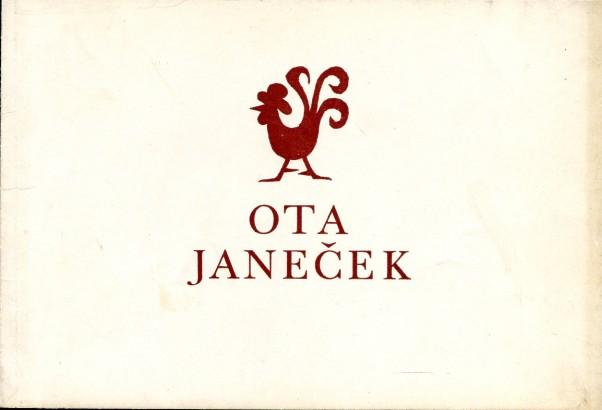 Ota Janeček: Výstava olejů