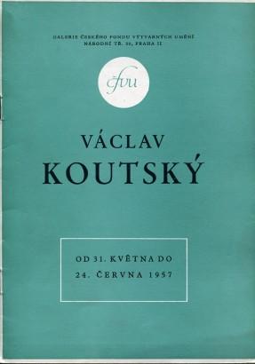 Václav Koutský: Obrazy z let 1943 - 1957