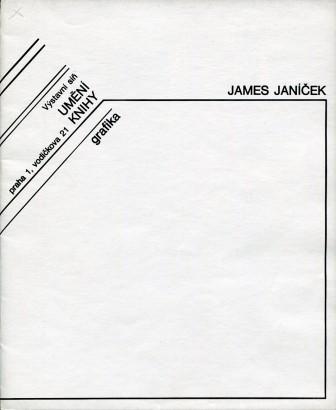 James Janíček: Grafika