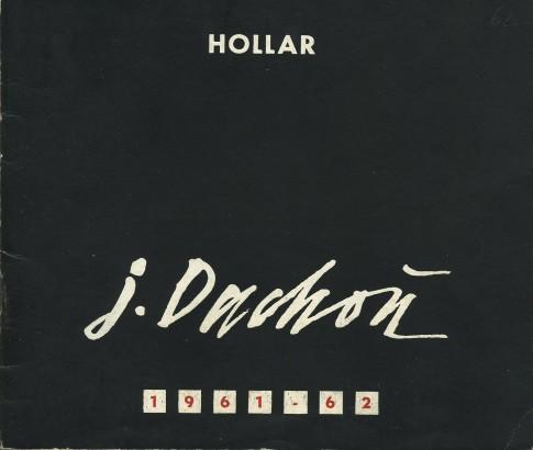 Josef Duchoň: Práce z let 1961-62